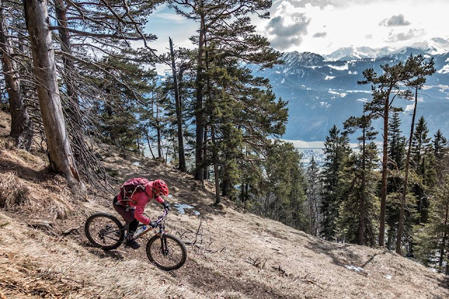 Biketouren im Frühling