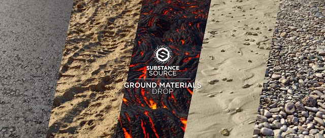 SUBSTANCE SOURCE MATERIAL -  GROUND PACK PART I