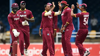Afghanistan tour of West Indies 3-Match T20I Series 2017