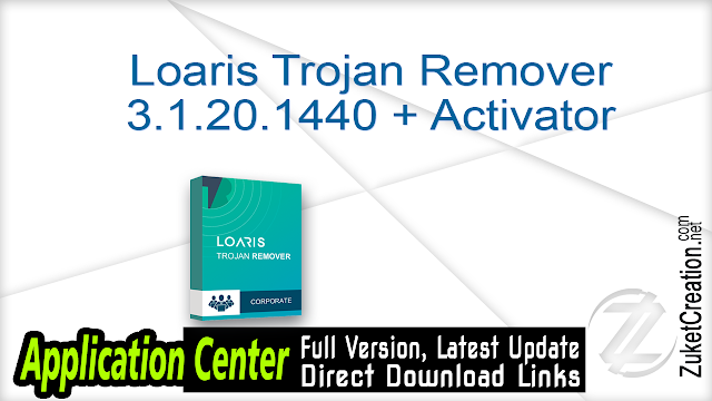 Loaris Trojan Remover 3.1.20.1440 + Activator