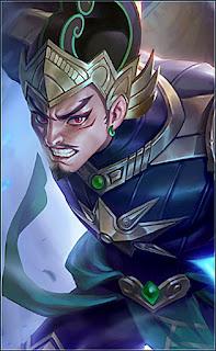 Gatotkaca Mighty Guardian Heroes Tank of Skins V2