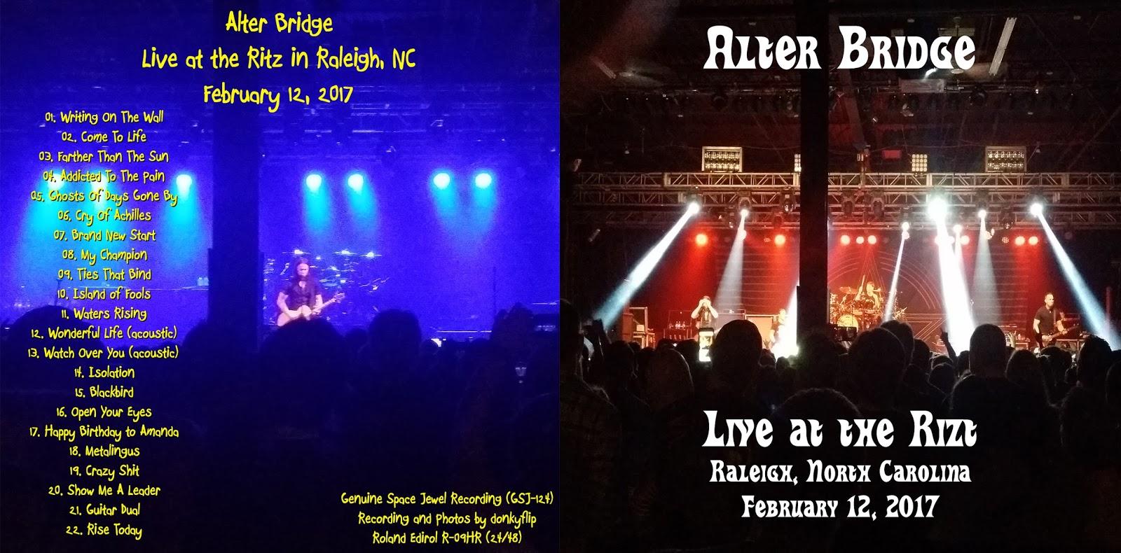 Brand New Raleigh Nc Tour