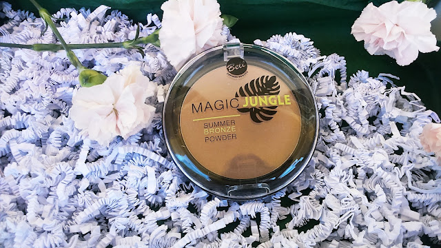 Bell Magic Jungle Summer Bronze Powder- Bronzer / Moja recenzja