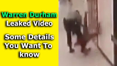 Who is Warren Durham? Bio,  Wiki, Age, Fired, Leaked Viral Video, Assaulting Boy