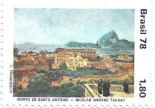 Selo Vista do Morro de Santo Antônio