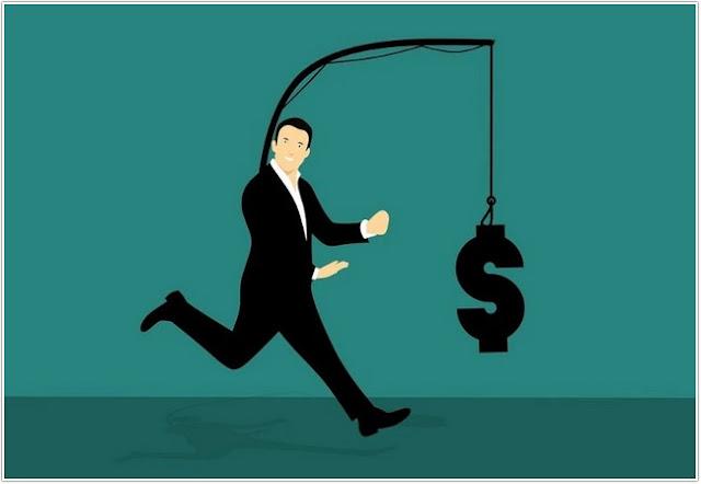 Mengejar gaji;Gaji dan Sebuah Tanggung Jawab di Balik Nominal Rupiah