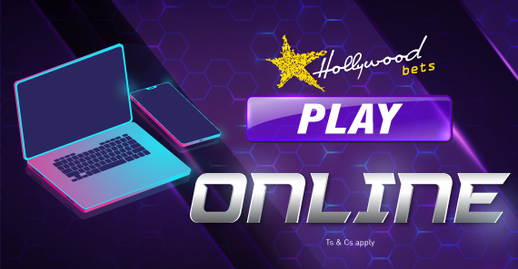 Play online with Hollywoodbets