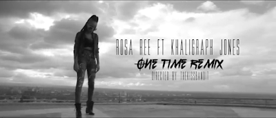 Rosa Ree Ft Khaligraph Jones - One Time Remix Video