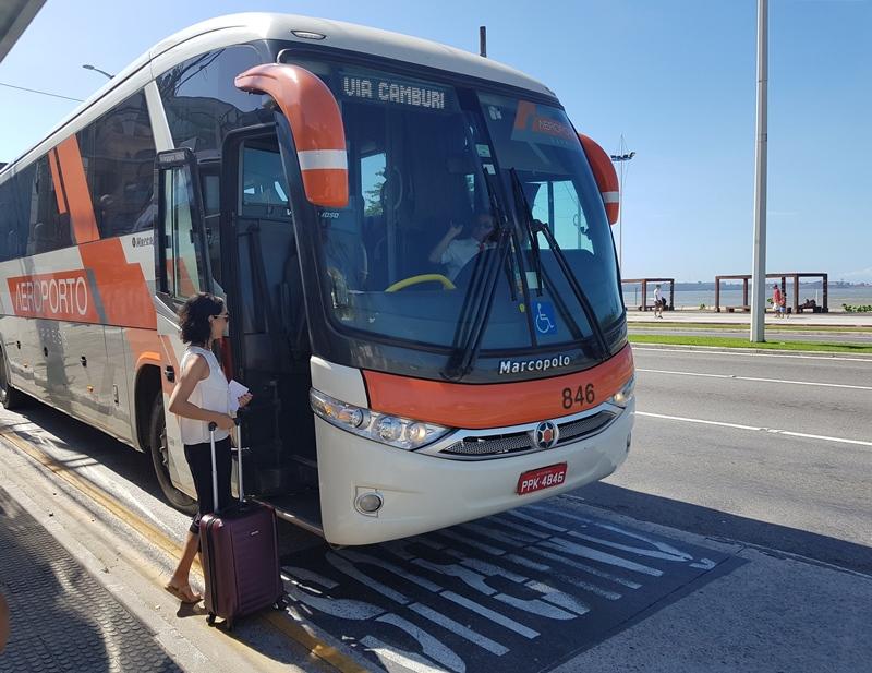 Como chegar a Guarapari de ônibus