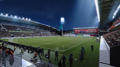 PES 2021 Stadium AFAS Stadion