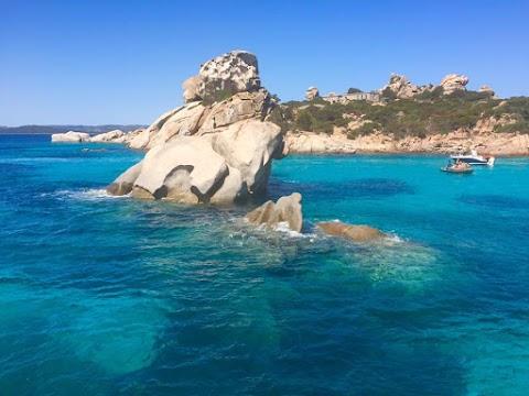 Spargi e Budelli nell'arcipelago della Maddalena