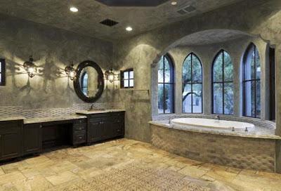 Restroom Tile Design Ideas