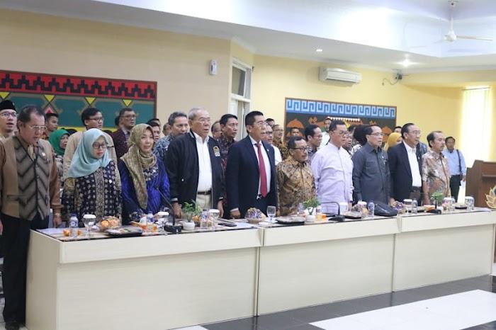 Komisi II DPR RI Minta Pemprov Siap Hadapi Pilpres 2019