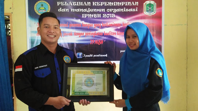 IPMBH Gelar Pelatihan Kepemimpinan dan Manajemen Organisasi