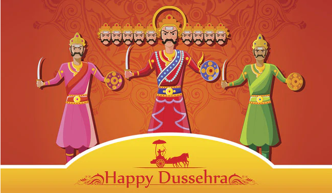 Happy Dussehra 2020 Wishes
