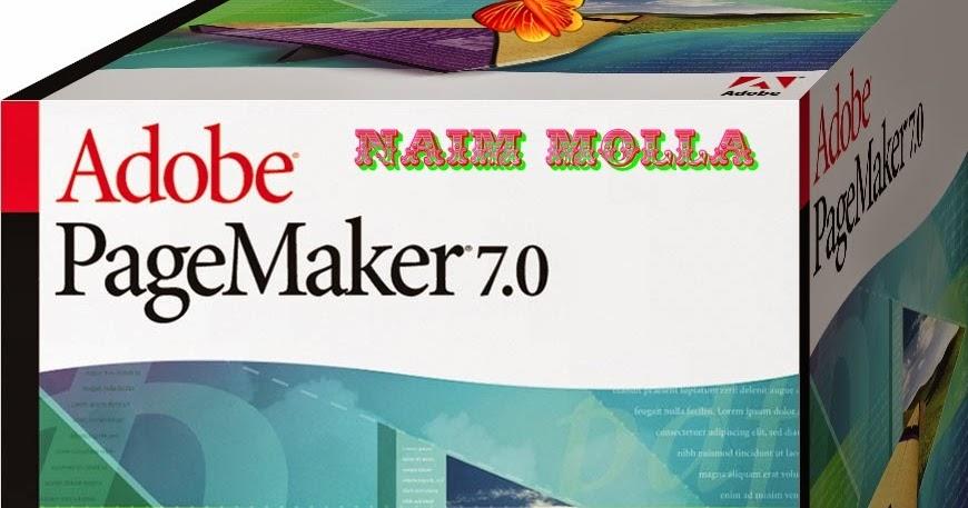 adobe pagemaker 70 free download full version