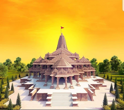 ऐसा होगा प्रभु राम का मंदिर