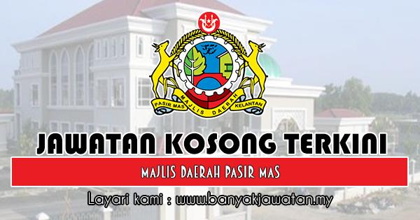 Jawatan Kosong 2018 di Majlis Daerah Pasir Mas