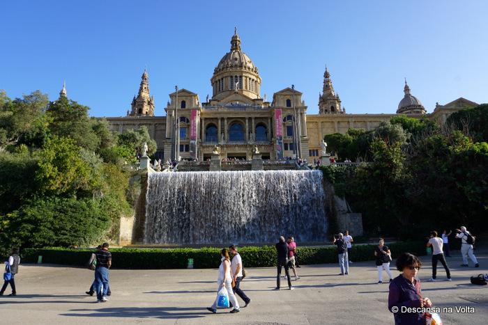 Barcelona Museu de Arte da Catalunha