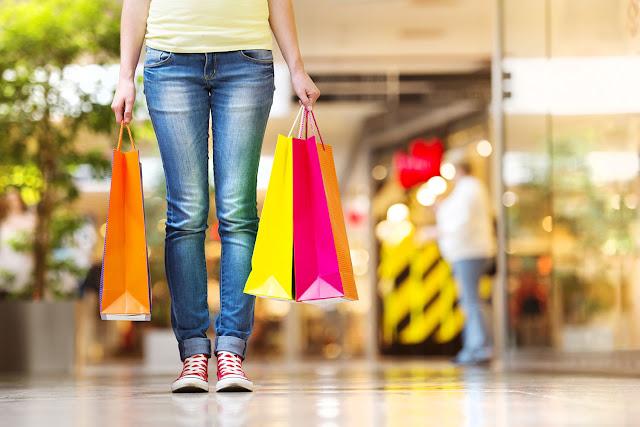 Shopping nel mondo