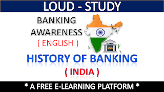 History of Banking in India