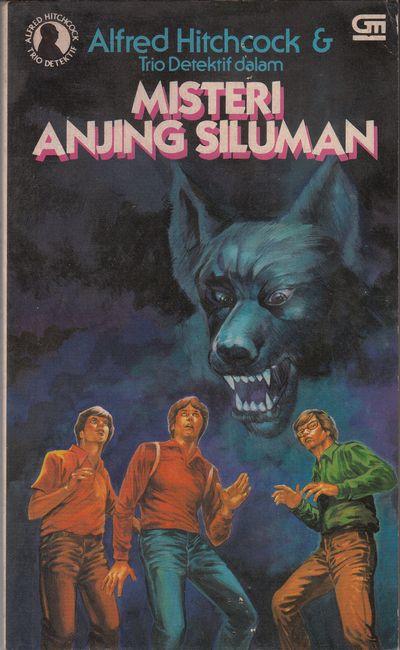 Trio Detektif 23- Misteri Anjing Siluman