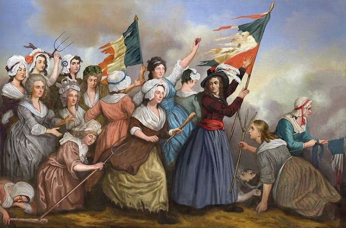 Tarih Derslerinde Yazmayan 10 Etkileyici Kadın Devrimci