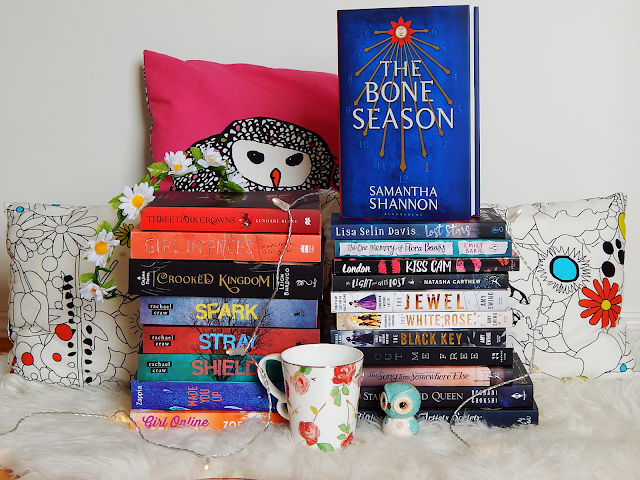October+ November HUGE Book Haul | sprinkledpages
