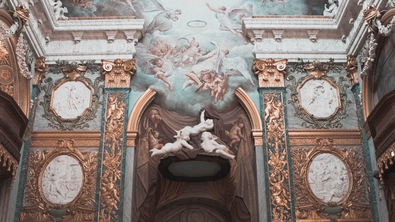 imágenes de arquitectura barroca