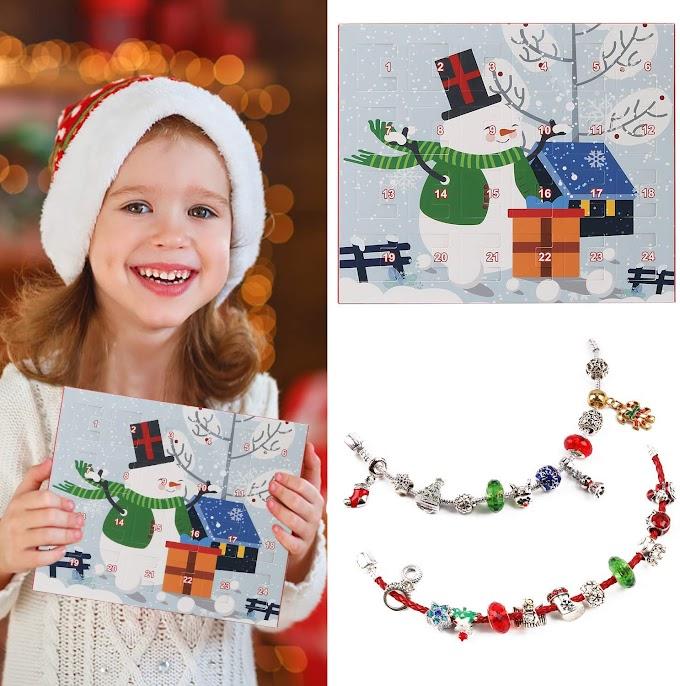 Christmas Advent Calendar for Kids
