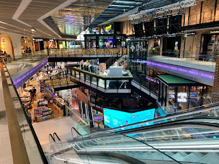 On level 4 of Funan mall
