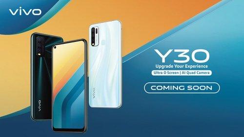 harga dan spesifikasi Vivo y30