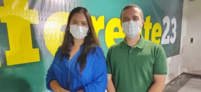 Érico Djan prega união política e oficializa sua pré-candidatura a prefeito de Patos