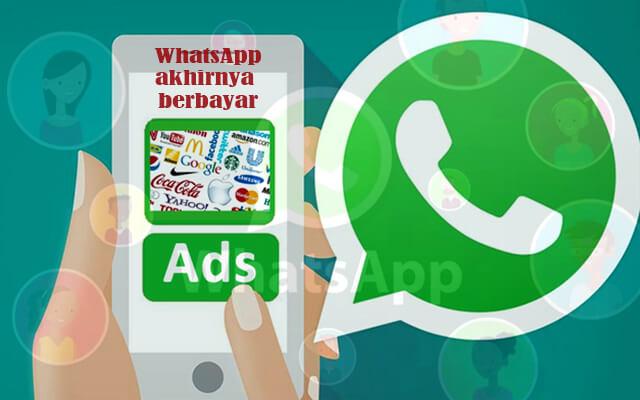 whatsapp akan berbayar