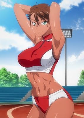 Anime de atletismo
