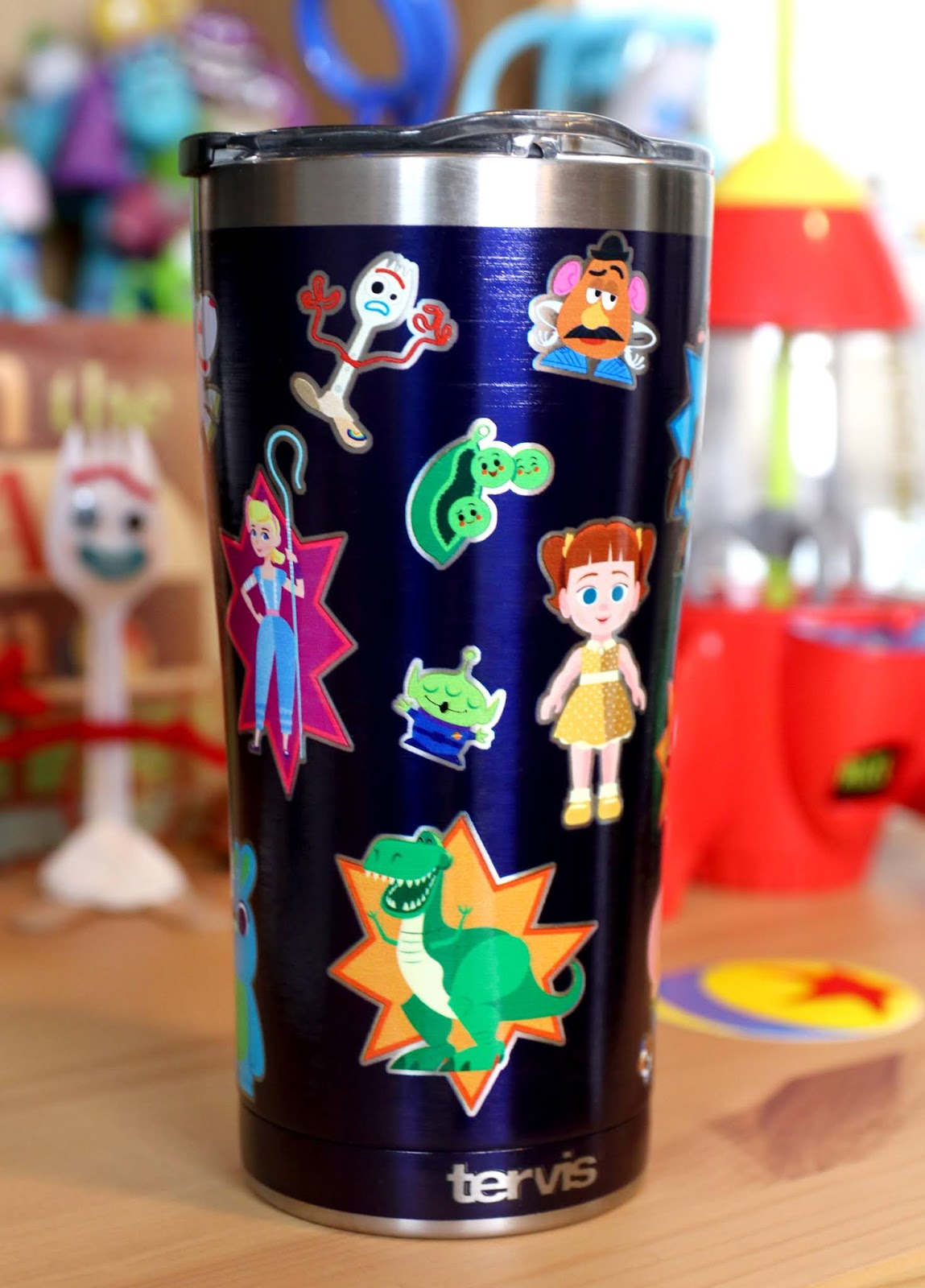 toy story 4 stainless steel tumbler tervis