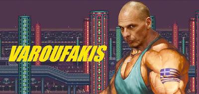 Witziger Ex Griechischer Finanzminister Varoufakis