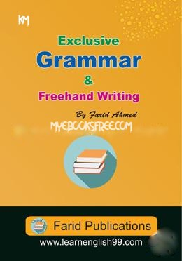 Exclusive Grammar And Freehand Writing (Bangla-English) By Farid Ahmed Pdf Free