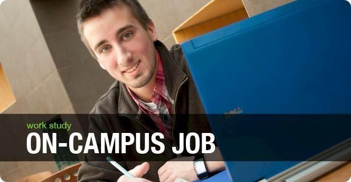 Du học sinh Mỹ làm thêm On campus