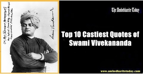 Top 10 Casteist Quotes of Swami Vivekananda