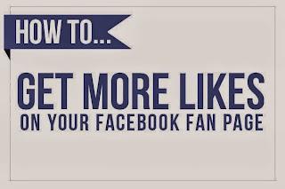 Cara auto invite fans page di Facebook