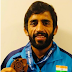 Bajrang Punia won the bronze medal in the World Wrestling Championship