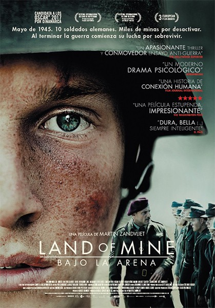ver Land of Mine (Bajo la arena) 2017