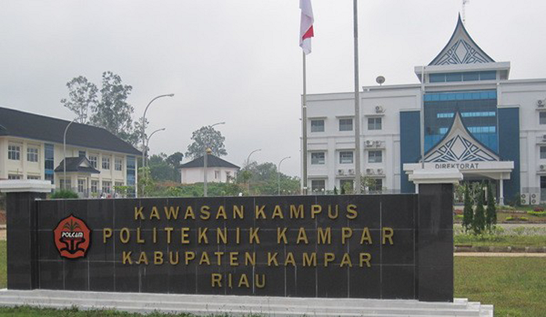 PENERIMAAN MAHASISWA BARU (POLTEK KAMPAR) POLITEKNIK KAMPAR