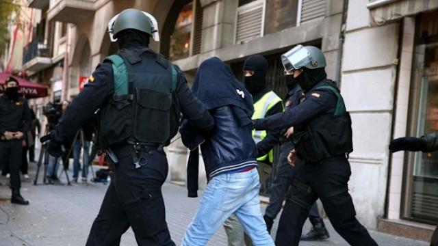 اعتقال مغربي يشتبه في انتمائه إلى داعش في إسبانيا بالتعاون مع المديرية العامة لمراقبة الدولة