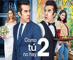 Ver telenovela como tu no hay dos capítulo 14 completo online