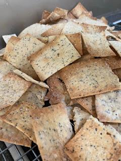 Rustic Lavash Cracker Recipe