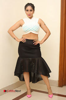 Actress Neha Bhasin  Stills at Janatha Garage Movie Audio Launch  0126.JPG