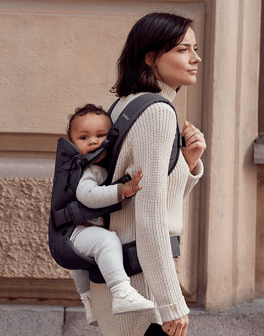 90400da228f Baby Bjorn has released a new and updated version of their popular Baby  Carrier One and One Air carriers. This is a new and softer version that is  more now ...