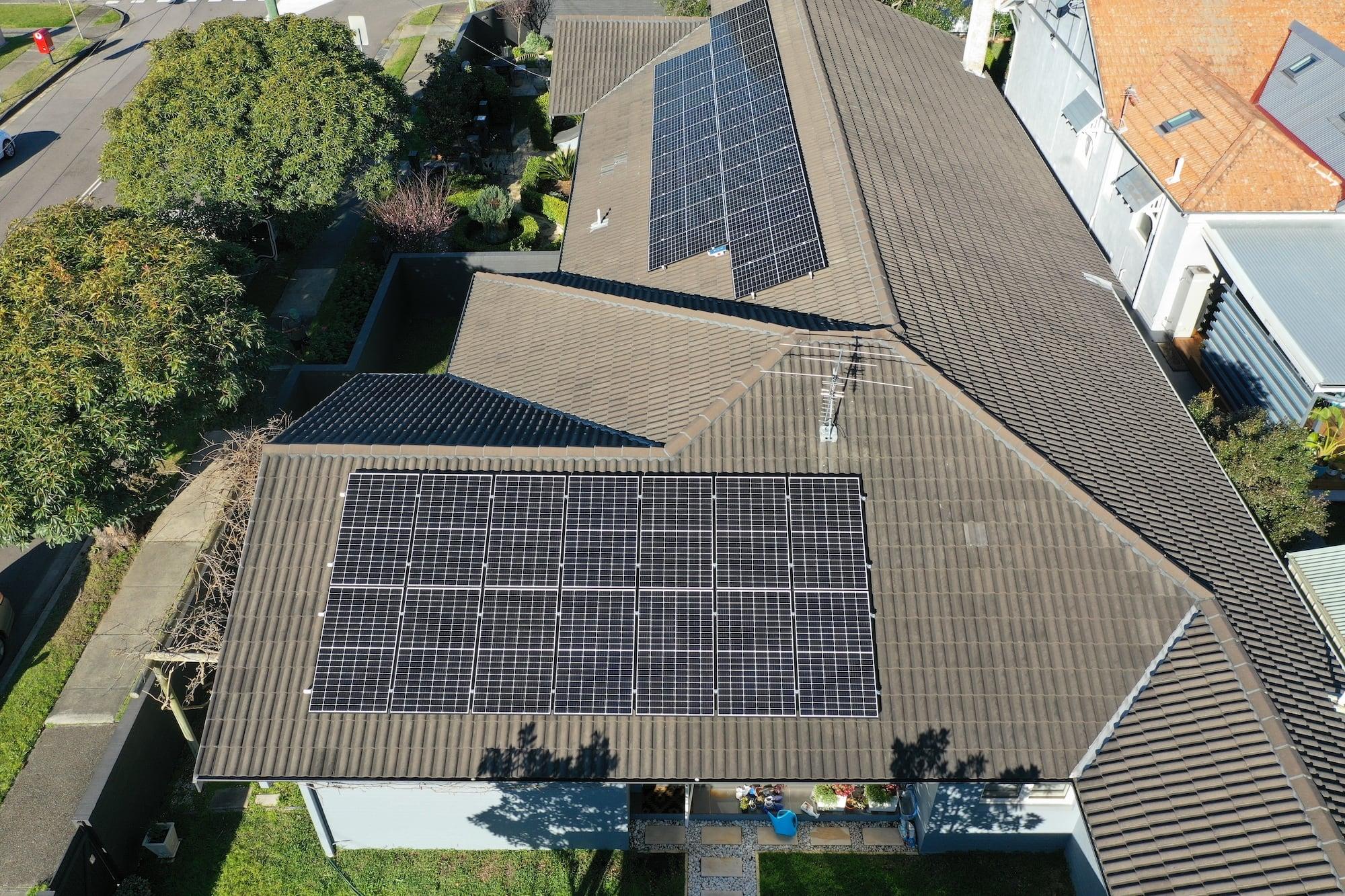 buy solar panels Newcastle